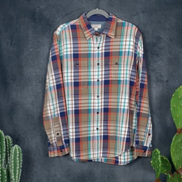 Wallace & Barnes Other - CLEARANCE Wallace & Barnes Heavy Flannel Shirt